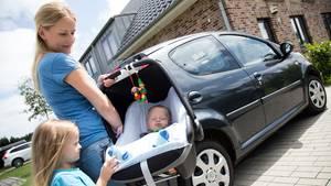 Kinder müssen bei Autofahrten unterschiedlich behandelt werden