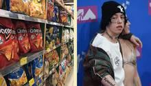 Rapper Lil Xan lag im Krankenhaus – wegen einer Chips-Überdosis