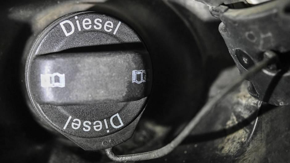 Dieselautos - Dieselkrise - VW - Volkswagen