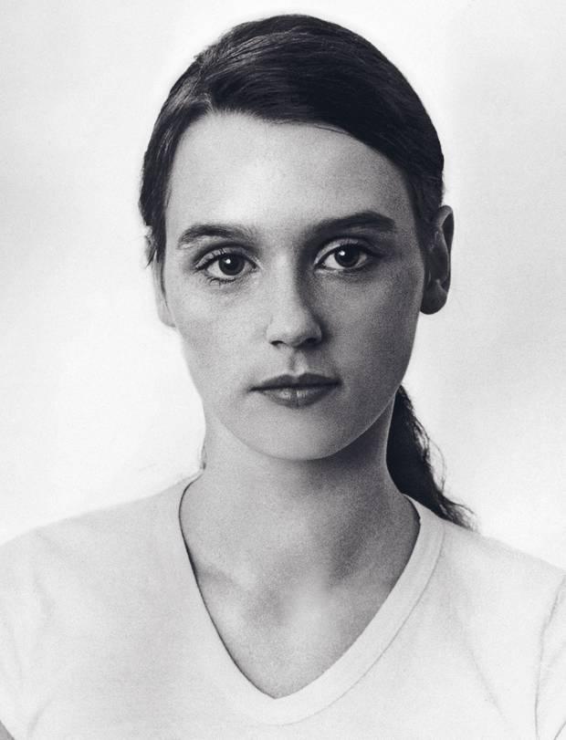 Christiane F. im Alter von 15 Jahren, 1978