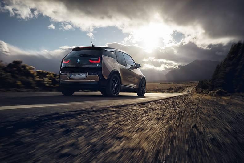 BMW i3 120 Ah / 42 kWh 2019 - die Fahrleistungen bleiben unverändert