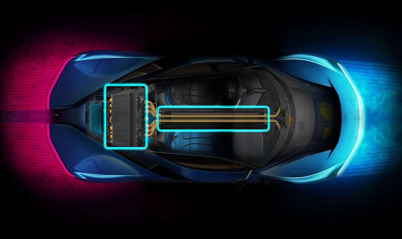 Pininfarina PF0 - rein elektrisch mit 1900 PS und 2300 Nm