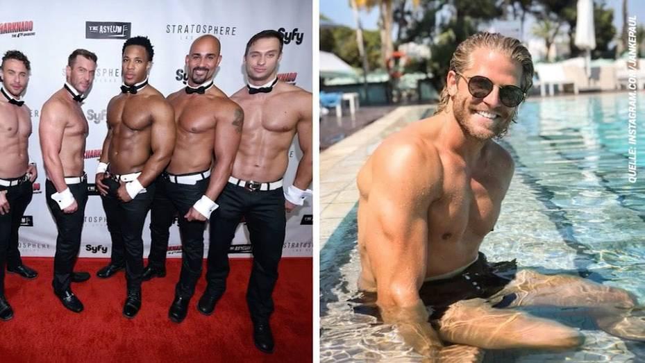 Ex-Bachelor: Paul Janke geht zu den Chippendales