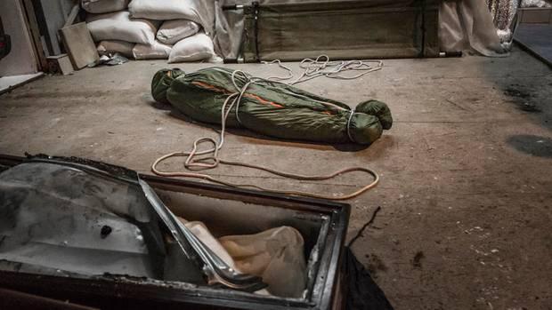 Den Leichnam der Russin Galina Rjabinina ließen die Angehörigen aus Italien einführen