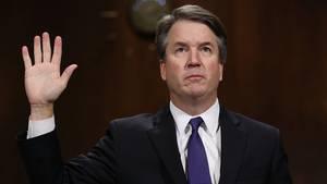 Anhörung von Trumps Richterkandidat: Diese Momente brachten Brett Kavanaugh aus der Fassung