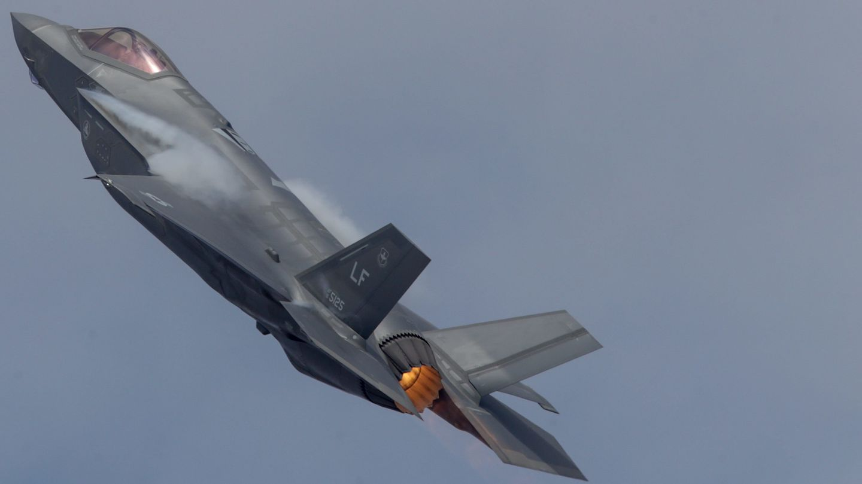Tarnkappenjet vom Typ F-35