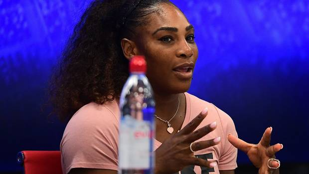 Tennisstar Serena Williams