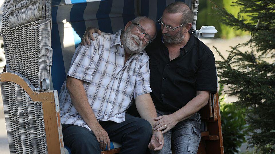 """""""Ehe für alle"""": Seit einem Jahr können homosexuelle Paare in Deutschland heiraten"""