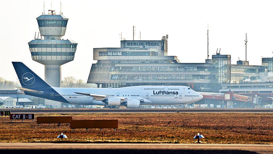 Zu den treuen 747-Kunden zählt die Lufthansa. Im Bild die jüngste Version vom Typ 747-8, von der die Airline 19 Maschinen im Einsatz hat.