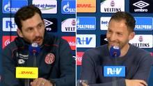 Schalke Trainer verspricht sich