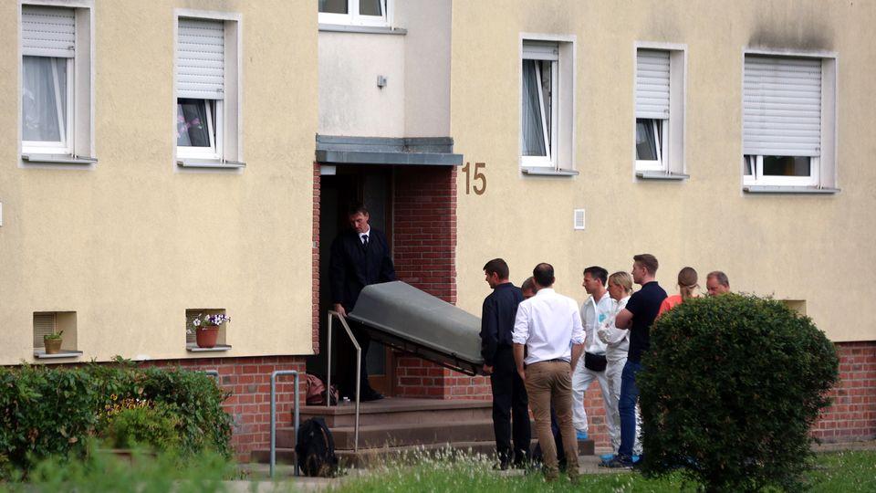 Nachrichten aus Deutschland: Totschlag in Steinau an der Straße