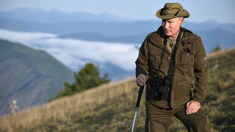 Wladimir Putin macht Urlaub in Sibirien