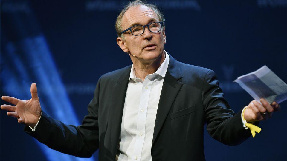 Tim Berners-Lee gilt als der Vater des World Wide Webs