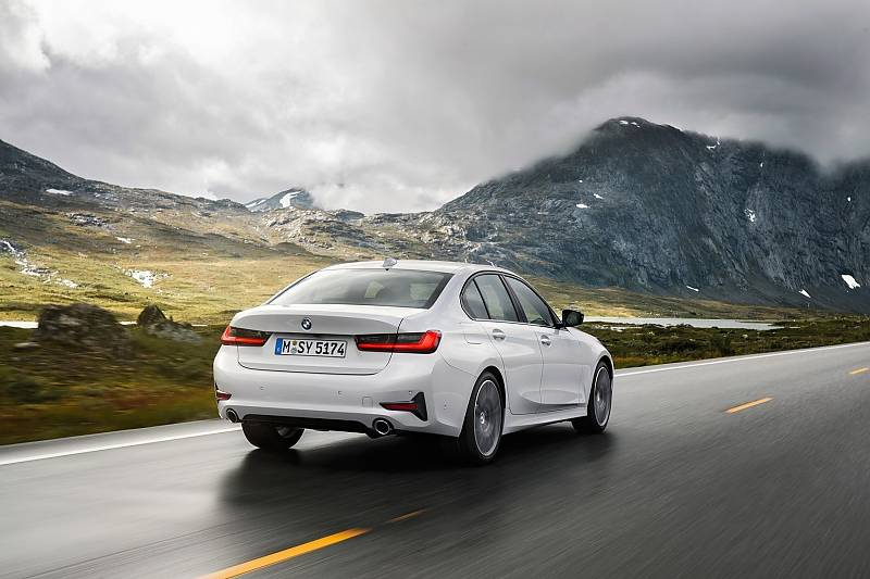 BMW Dreier G20 2019 - 8,5 Zentimeter länger als sein Vorgänger