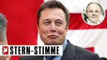 Tesla-Gründer Elon Musk gerät unter Druck