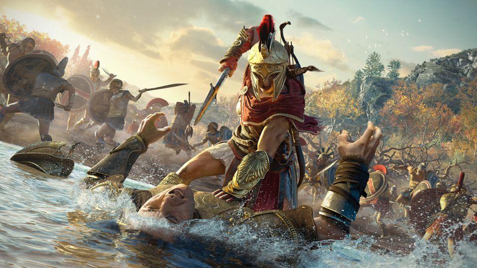 "Videospiel: So schick ist ""Assassin's Creed: Odyssey"""