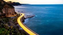 Gefährliche Selfies mit der Sea Cliff Bridge