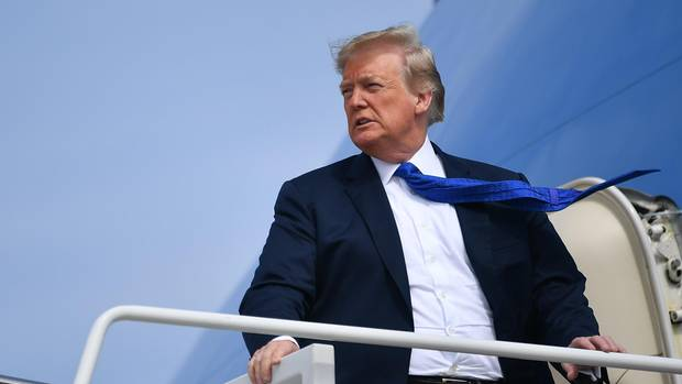 Donald Trump soll seiner Familie jahrelang geholfen haben, Steuerzahlungen im großen Stil zu vermeiden.