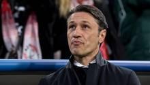 """Trainer Niko Kovac zur Situation beim FC Bayern:""""Nicht nur ich bin überrascht, sondern viele. Das konnte man in der Form nicht erwarten."""""""