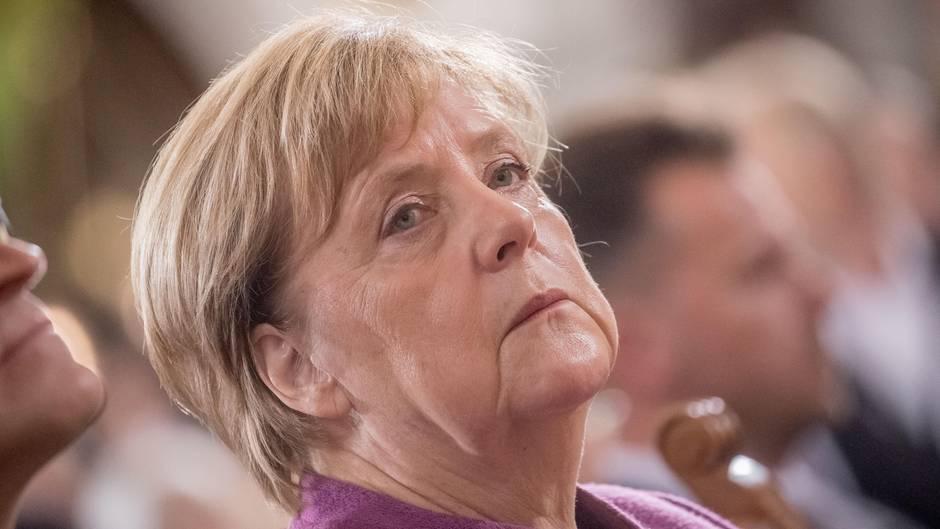 Angela Merkel hat schon zwei Gegenkandidaten für den CDU-Parteivorsitz