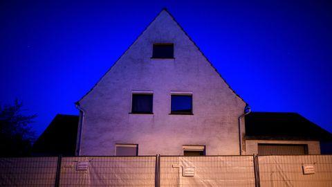 Das sogenannte Horrorhaus von Höxter