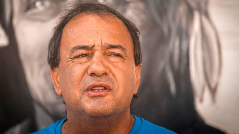 Domenico Lucano sieht in Flüchtlingen eine Chance für Italien, keine Bedrohung