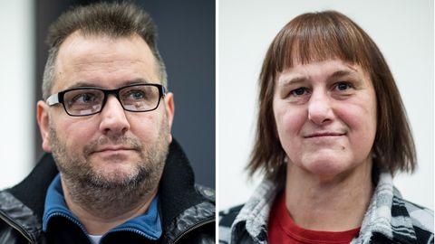 Das Landgericht Paderborn verurteilte Angelika W. am Freitag zu 13 Jahren und ihren Ex-Mann Wilfried W. zu 11 Jahren