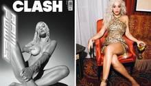 """Rita Ora zeigt sich leicht bekleidet auf """"Clash""""-Cover"""