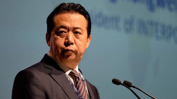 Interpol-Präsident Meng Hongwei wird vermisst