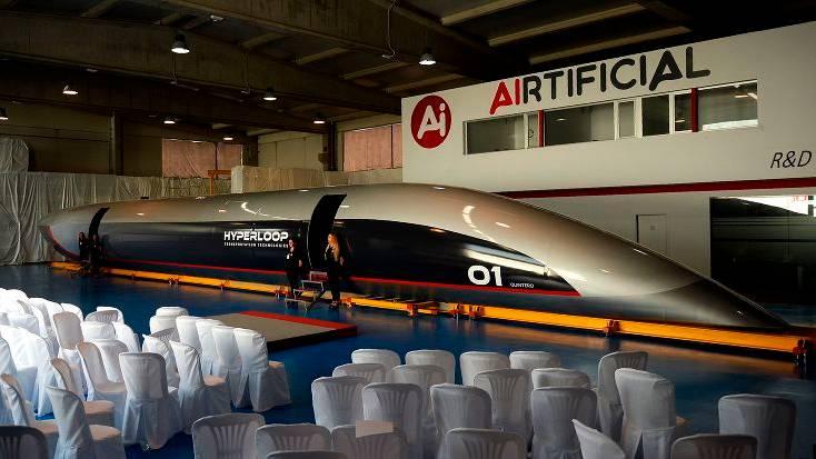 """Space-X: 20-Jährige leitet Hyperloop-Projekt in Delft: """"30 Minuten von Paris nach Amsterdam"""""""