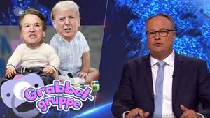 Oliver Welke über Präsident Trump und den umstrittenen Juristen Brett Kavanaugh