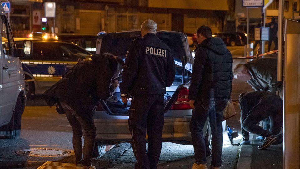 Nachrichten aus Deutschland: Schüsse in Hagen