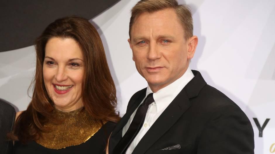 Barbara Broccoli: Bond-Produzentin: 007 wird wohl männlich bleiben