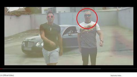 DrogenbaronFrancisco Tejón in dem Musikvideo