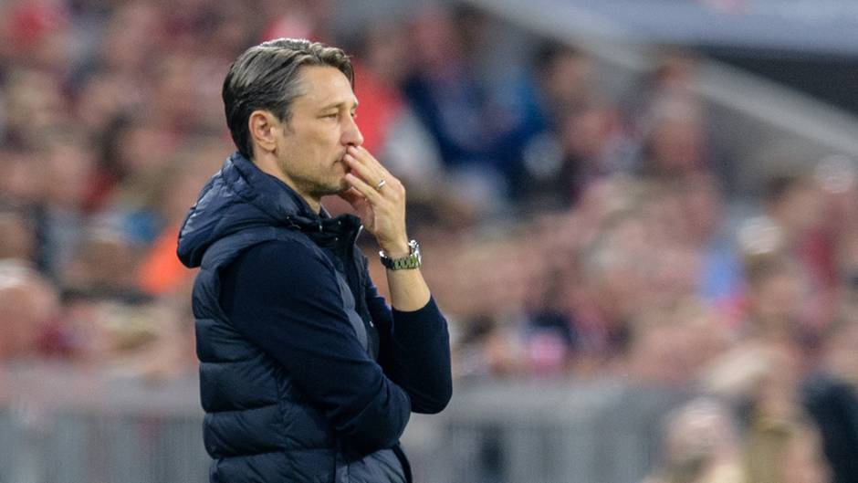 Niko Kovač, Trainer des FC Bayern