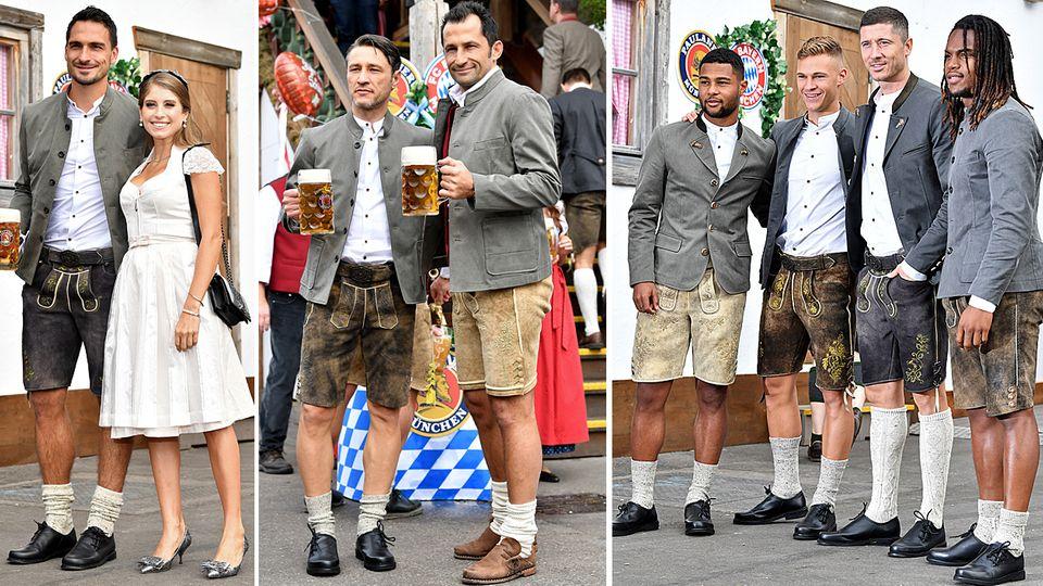 Oktoberfest 2018: Nach Feiern dürfte ihnen nicht zumute sein: Pleite-Bayern zum Pflichtbesuch auf der Wiesn