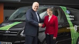 Ford CEO Jim Hackett steht unter Druck