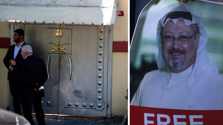 Konsulat von Saudi-Arabien in Istanbul, JournalistDschamal Chaschukdschi
