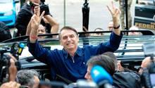 Brasilien Wahlen