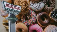 Krispy Kreme Donuts in Irland