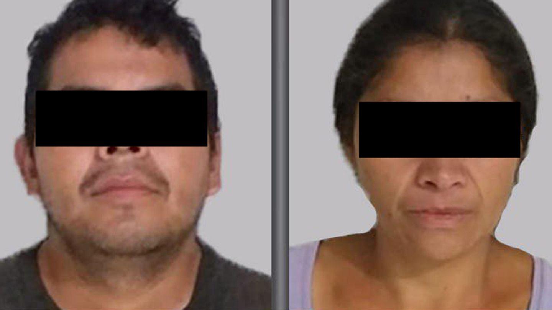 Das Alter der beiden Verdächtigen teilten die Ermittler in Mexiko nicht mit
