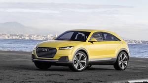 Audi TT Offroad Concept - nichts wurde des mit der TT-Familie