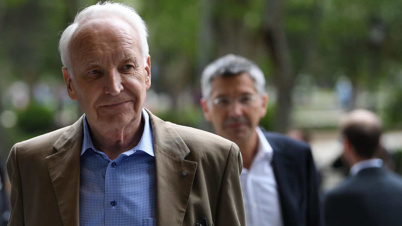 Bayerns ehemalige Regierungschef Edmund Stoiber