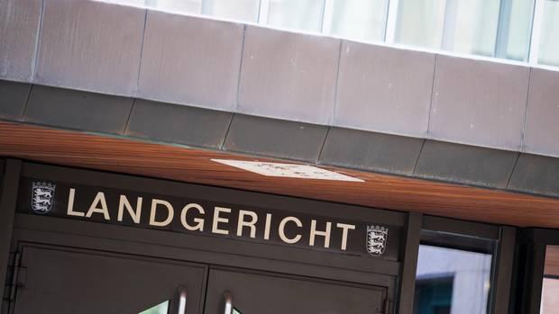 Missbrauch im Stuttgarter Landgericht verurteilt