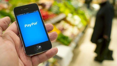 PayPal: Kontaktloses Bezahlen