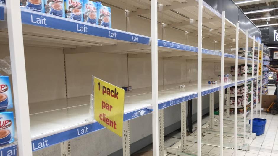 Milchkrise in Tunesien