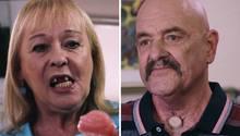Britische Anti-Rauchen Kampagne trifft hart