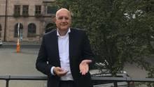 Alexander Schenkel kandidiert für die Freien Wähler im alten Wahlkreis von Markus Söder