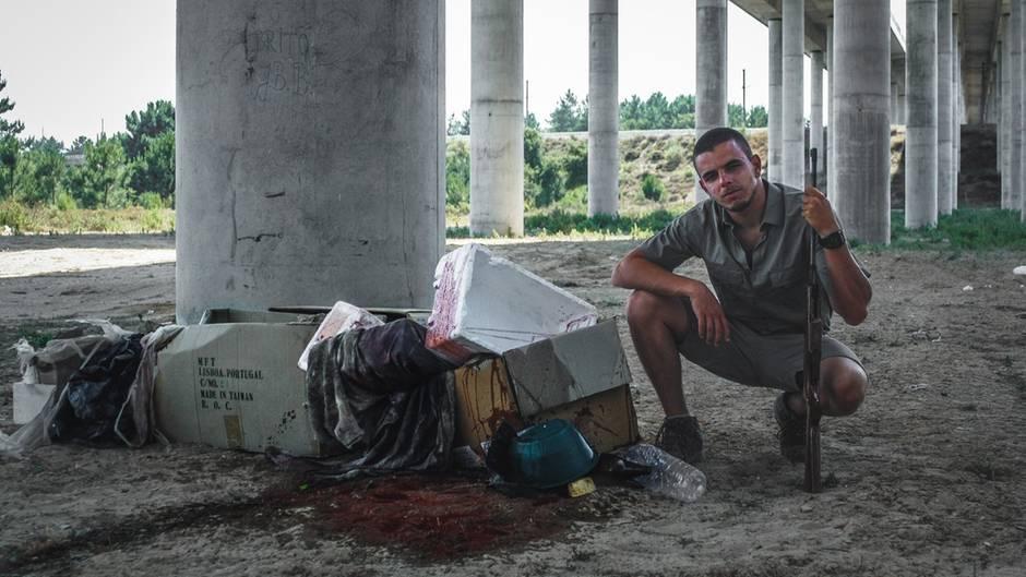Mit seiner Fotoserie will Forest Dump, der seinen echten Namen nicht nennen will, auf die extremen Müllmengen weltweit aufmerksam machen