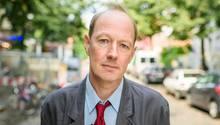 """Martin Sonneborn von der Partei """"Die PARTEI"""""""